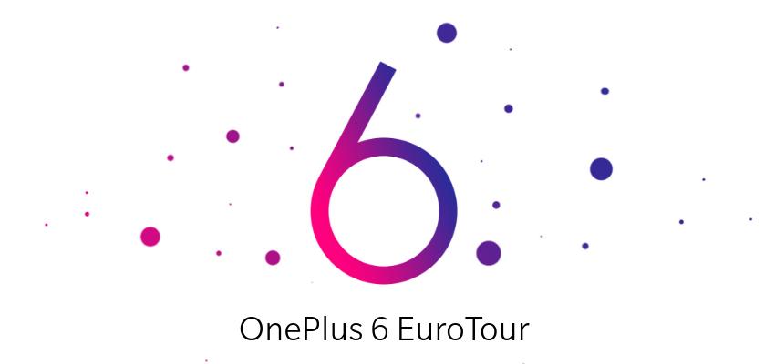 OnePlus EuroTour