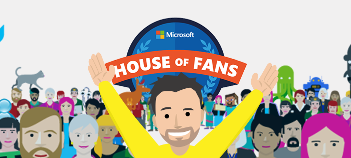 Microsoft House of Fans