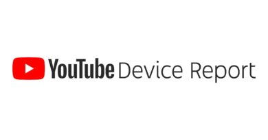 YouTube Device Report