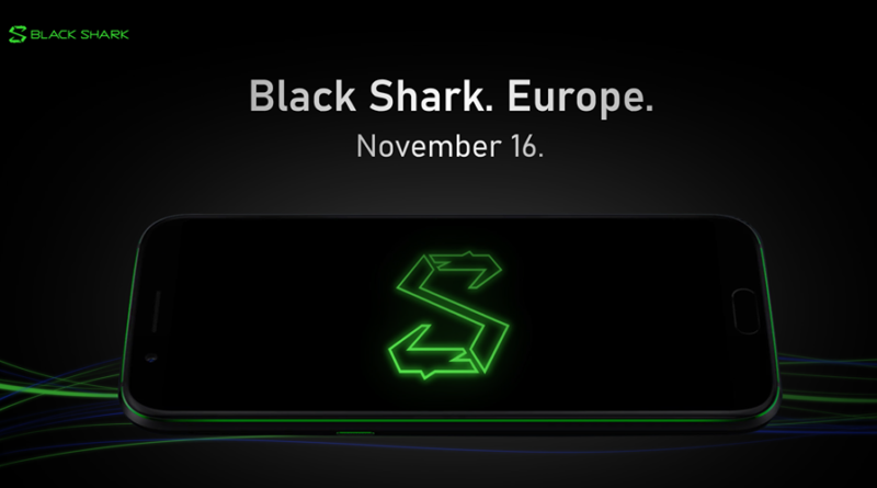 Black Shark EU