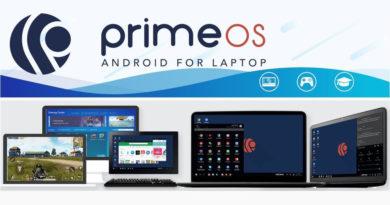 PrimeOS