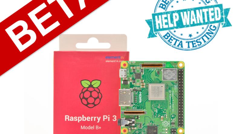 Recalbox RPi3B+ Beta