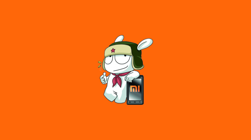 Mi Bunny Orange