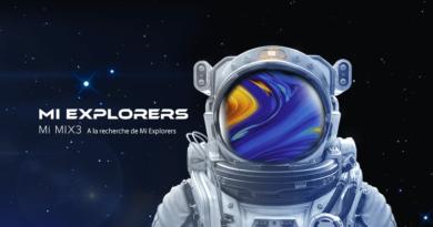 Mi Explorers Mi MIX 3
