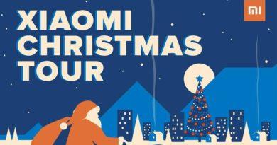Xiaomi Christmas Tour